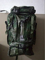 Рюкзак военный походный туристический КАМУФЛЯЖНЫЙ 65 л