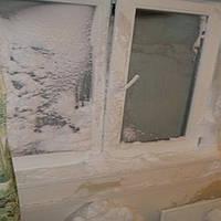 Теплозберігаюча плівка на негерметичні вікна, ширина 2.0 м
