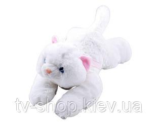 """Мягкая игрушка """"Белая кошечка"""", 33 см (звук)"""