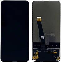 Дисплей (модуль) для Huawei Honor 9X Pro Черный