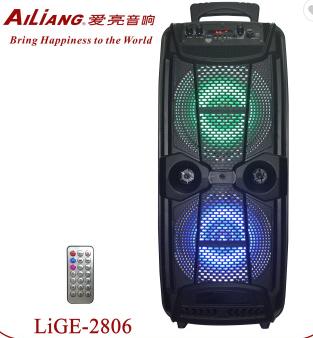 Беспроводная Bluetooth колонка Ailiang Lige-2806