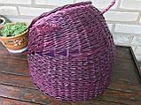 Плетений будиночок для котів (подушка в подарунок), фото 9