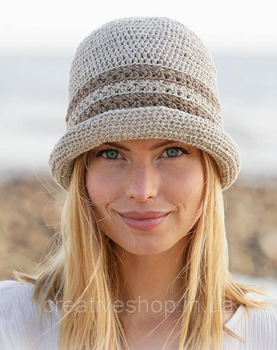 Перевод описания летней шляпки «Crisp Summer»