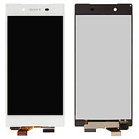 Дисплей (модуль) для Sony E6603 Xperia Z5, E6653, E6683 Белый
