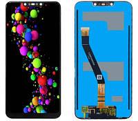 Дисплей (модуль) для Huawei Mate 20 Lite Черный