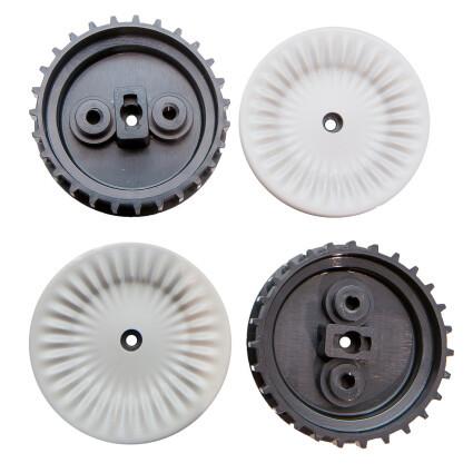 Aquaviva Зубчатое колесо для пылесоса AquaViva Black Pearl 7310 (71140), 4 шт