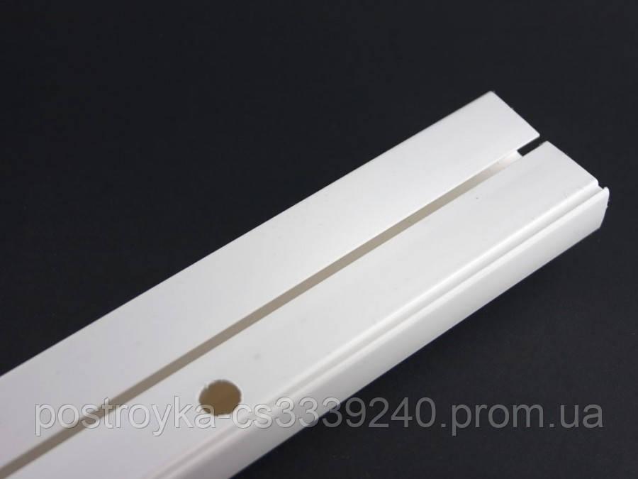 Карниз потолочный КСМ однорядный усиленный 1,80 метра
