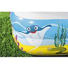 Bestway Детский надувной бассейн Bestway 52192 (140х140х114), фото 3