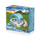 Bestway Детский надувной бассейн Bestway 52192 (140х140х114), фото 5