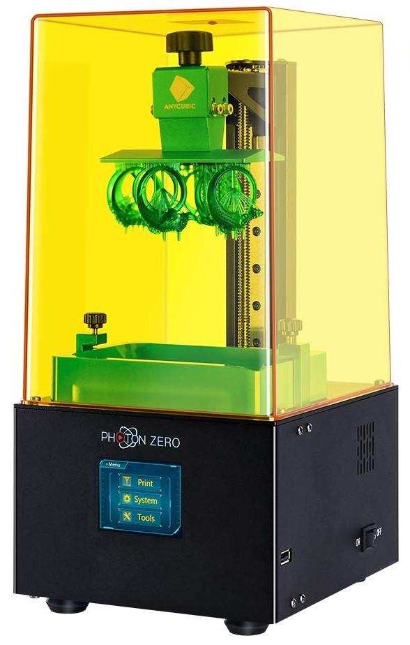 3D принтер ANYCUBIC Photon Zero  Гарантия 12 мес