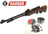 Пневматическая винтовка PRO Germany HARD В3-3 4,5 mm, фото 1