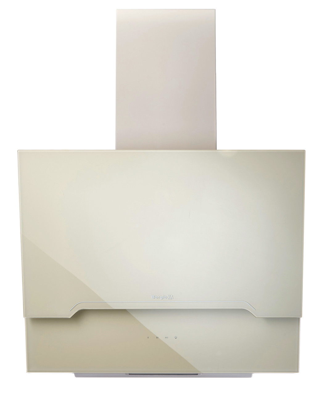 Кухонна витяжка похила BORGIO RNT-RS 60 ivory SU (1000 м/куб)