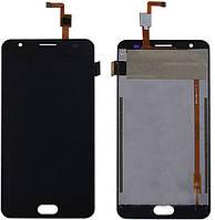 Дисплей (модуль) для Oukitel K6000 Plus Черный