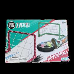 Футбольный мяч Летающий для дома с подсветкой ховербол HoverBall