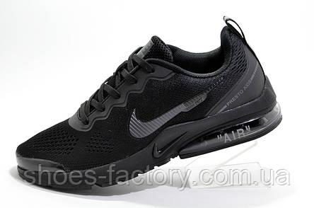 Беговые кроссовки в стиле Nike Air Presto Axis 2020, Black\Gray, фото 2