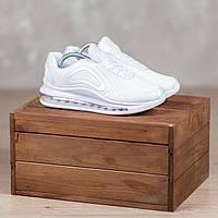 Кроссовки мужские демисезонные текстильные удобные кросовки на силиконовой подошве белые