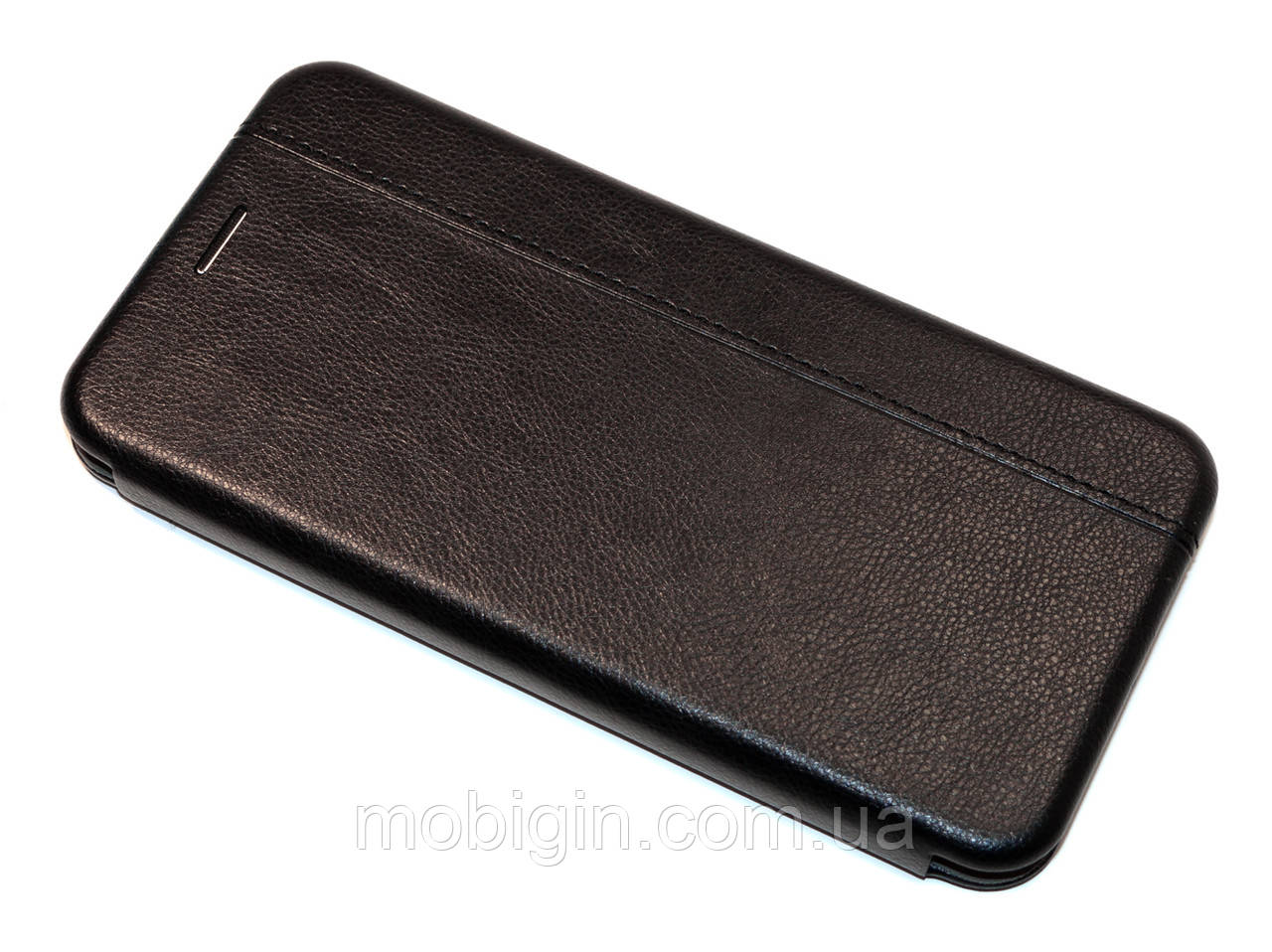 Чехол-книжка Samsung A750/A7 2018 черный Gelius Leather Book Cover