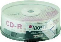 Axent CD-R 700MB / 80min 52X, 25 шт, торт 8104-A