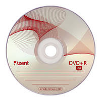 Axent DVD + R 4,7GB / 120 мин 16x, 100 шт, масса 8107-A