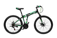 "TitanBike Велосипед Titan Solider 26""17"" Хаки-Зелёный"