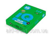 Бумага цветная А4 80 г/м2 DG47 темно-зеленая