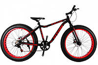 "TitanBike Велосипед Titan Stalker 26""17"" Чёрный-Красный"