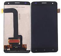 Дисплей (модуль) для Fly FS504 Cirrus 2, Nomi i504 Черный