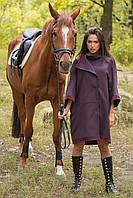 Пальто дизайнерское свободного кроя в 2х цветах BN Орли
