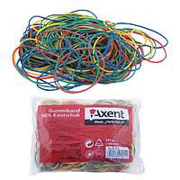 Резинки Axent для денег цветные, 50г   4610-A