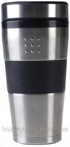 Дорожная термо-кружка Orion (0.5 л., 18 см)1100187