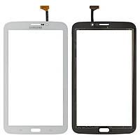 Тачскрин (сенсор) для Samsung P3200 GalaxyTab3, P3210, T210, T2100, T2110 Белый (ver. 3G) Оригинал