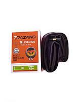 Камера TRAZANO 20x1.95/2.125 (48mm) с антипрокольным гелем, самоклейка9900)