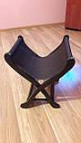Подставки для сумок фигурная маленькая черная Таволга, фото 7