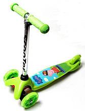Детские самокаты | Спортивный самокат | Детский самокат Micro Mini Peppa