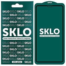 "Защитное стекло SKLO 5D (full glue) для Apple iPhone 11 (6.1"")"