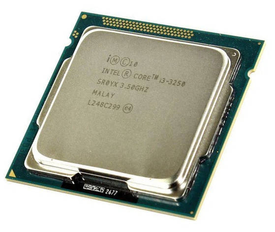 Процесор Intel® i3-3250 LGA1155 3.30 GHz, фото 2