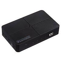 Цифровой ТВ-ресивер тюнер приставка DVB-T2 Lumax DV2118HD + IPTV + YouTube + Wi-FI
