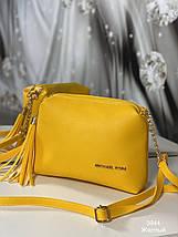 Кожаная маленькая сумка 3944, фото 2