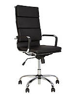 Кресло для руководителей SLIM HB FX Tilt CHR68 с механизмом качания