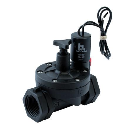 """Клапан электромагнитный Geva 75-S 2"""" (с управлением  потока)"""