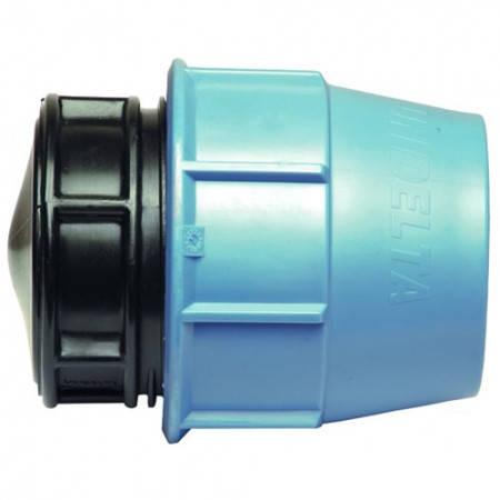 Заглушка компрессионная (50 мм, Unidelta), фото 2