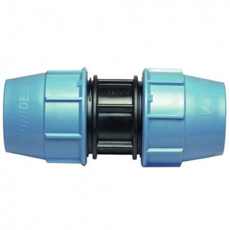 Муфта соединительная компрессионная (110  мм, Unidelta), фото 2