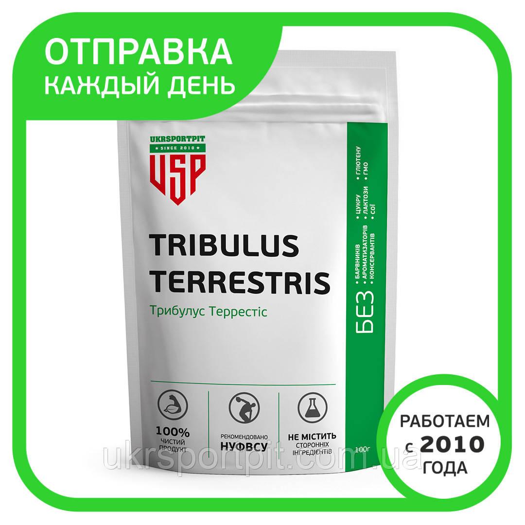 Трибулус (60% сапонинов) Tribulus Terrestris 100 г