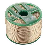 Трос стальной в ПВХ оболочке, 4мм (3+1) DIN 3055  (6*7)