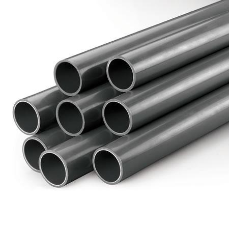 Труба PVC-U PN10 63x3,0x3000 Pimtas