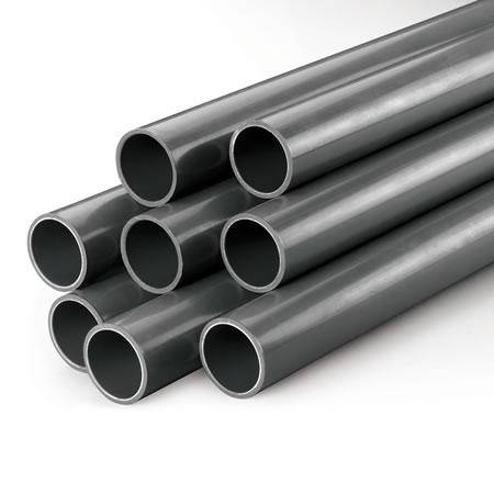 Труба PVC-U PN10 63x3,0x3000 Pimtas, фото 2