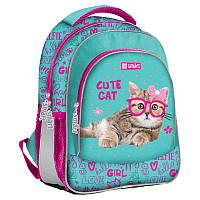 Школьный рюкзак Smart SM-03 Cute Cat (558185)