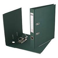 Папка-регистратор Axent двухстах, Prestige, РР 5cм, соб, зеленая  1711-04C-A