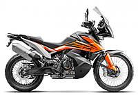 Мотоцикл KTM 790 ADVENTURE