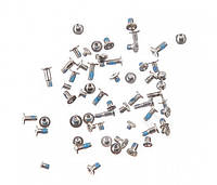 Винтики для iPhone 7 screws full set Серый